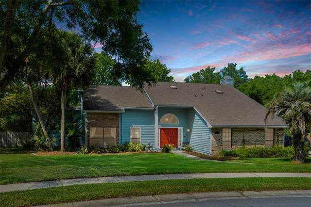 675 Keeneland Pike, Lake Mary, FL 32746 (MLS #O5855184) :: The Duncan Duo Team