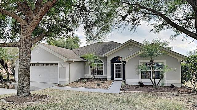 681 Winding Lake Drive, Clermont, FL 34711 (MLS #O5855196) :: Premier Home Experts