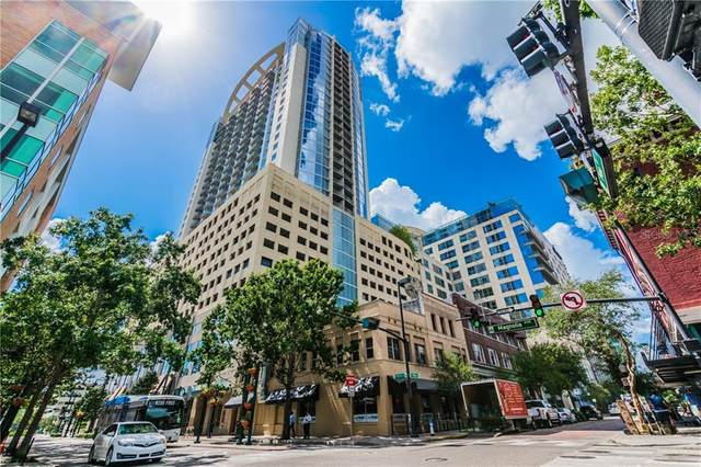 155 S Court Avenue #1206, Orlando, FL 32801 (MLS #O5855245) :: Kendrick Realty Inc