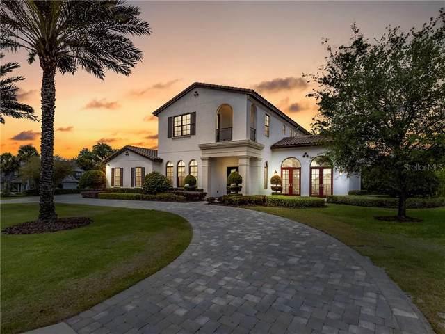 8817 Bay Hill Boulevard, Orlando, FL 32819 (MLS #O5855249) :: Griffin Group