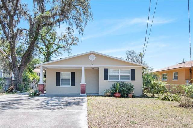 320 W Alfred Street, Tampa, FL 33603 (MLS #O5855253) :: Team Borham at Keller Williams Realty