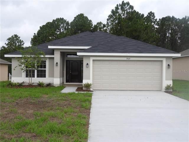 505 Edith Drive, Fruitland Park, FL 34731 (MLS #O5855260) :: The A Team of Charles Rutenberg Realty