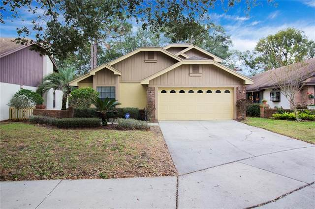 3496 Exeter Court #7, Orlando, FL 32812 (MLS #O5855317) :: Kendrick Realty Inc