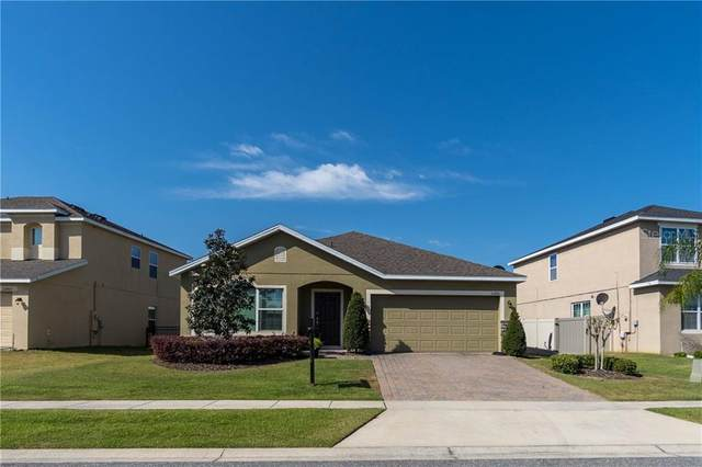 23710 Companero Drive, Sorrento, FL 32776 (MLS #O5855351) :: Team Bohannon Keller Williams, Tampa Properties
