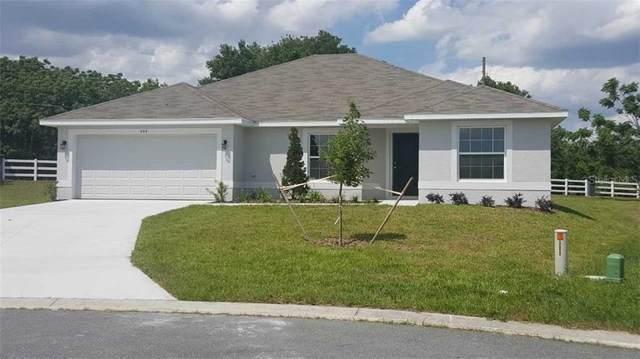 806 Edith Drive, Fruitland Park, FL 34731 (MLS #O5855422) :: The A Team of Charles Rutenberg Realty