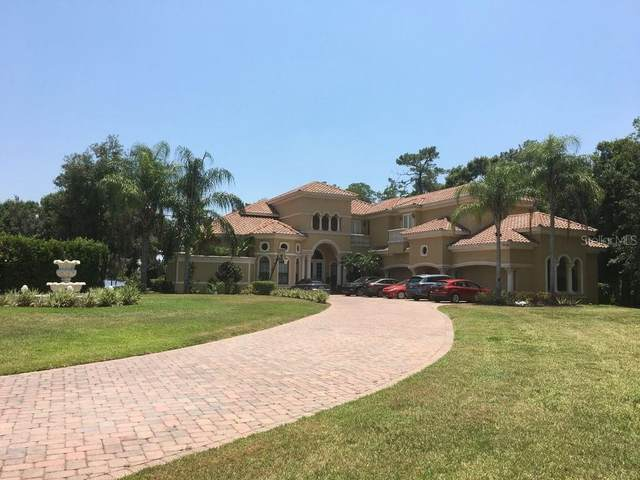 701 Mills Estate Place, Chuluota, FL 32766 (MLS #O5855482) :: Burwell Real Estate
