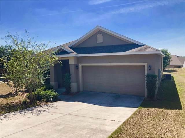 142 Blackstone Creek Road, Groveland, FL 34736 (MLS #O5855509) :: The Duncan Duo Team