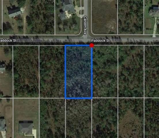 Paddock Street, Orlando, FL 32833 (MLS #O5855531) :: Lockhart & Walseth Team, Realtors