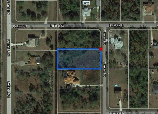 Coronet Avenue, Orlando, FL 32833 (MLS #O5855533) :: Lockhart & Walseth Team, Realtors