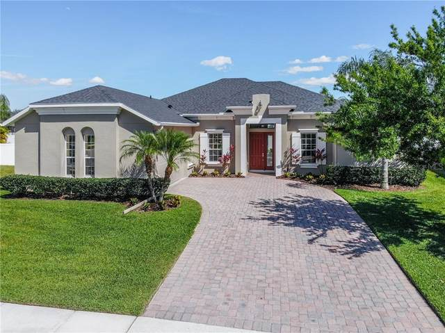 3702 Safflower Terrace, Oviedo, FL 32766 (MLS #O5855557) :: The A Team of Charles Rutenberg Realty