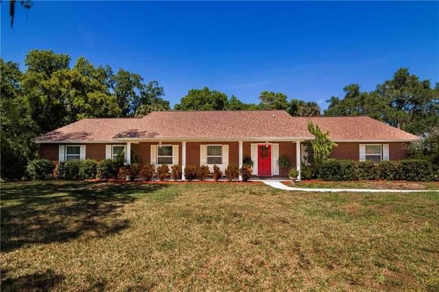 180 Cedar Grove Road, Oak Hill, FL 32759 (MLS #O5855620) :: Florida Life Real Estate Group