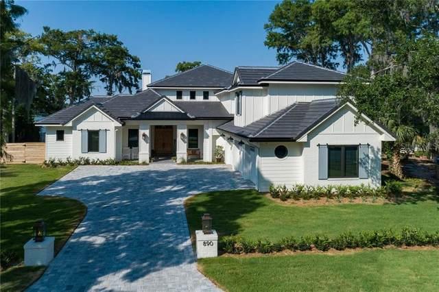 890 W Trotters Drive, Maitland, FL 32751 (MLS #O5855640) :: Armel Real Estate