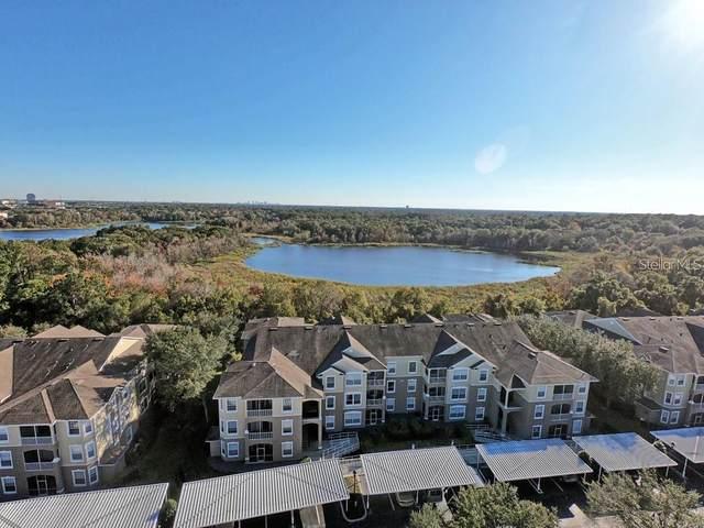 586 Brantley Terrace Way #105, Altamonte Springs, FL 32714 (MLS #O5855765) :: Team Bohannon Keller Williams, Tampa Properties