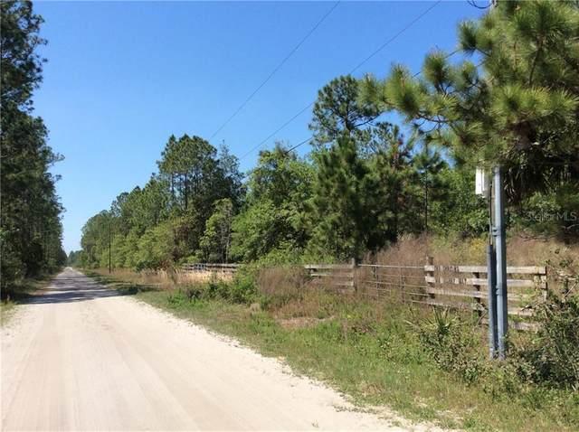 916 Ashby Way, Osteen, FL 32764 (MLS #O5855902) :: Team Bohannon Keller Williams, Tampa Properties