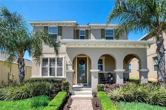 8056 Wood Sage Drive, Winter Garden, FL 34787 (MLS #O5855926) :: The Figueroa Team
