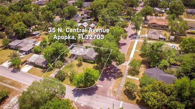 35 N Central Avenue, Apopka, FL 32703 (MLS #O5855962) :: Young Real Estate