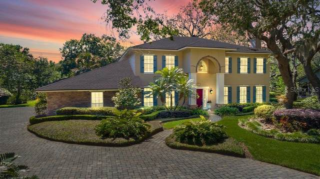 699 Brown Bear Court, Winter Springs, FL 32708 (MLS #O5855979) :: Young Real Estate