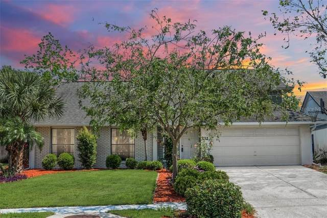 532 Silvergate Loop, Lake Mary, FL 32746 (MLS #O5855996) :: The Duncan Duo Team