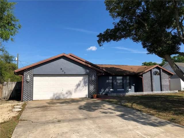 533 Murphy Avenue, Deltona, FL 32725 (MLS #O5856066) :: Team Bohannon Keller Williams, Tampa Properties