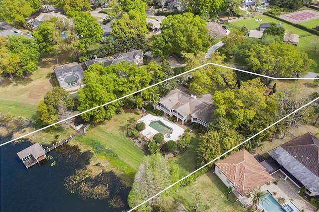 2608 Midsummer Drive, Windermere, FL 34786 (MLS #O5856124) :: Real Estate Chicks