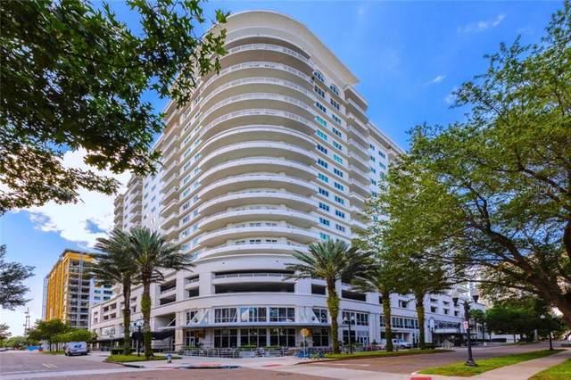 100 S Eola Drive #1614, Orlando, FL 32801 (MLS #O5856159) :: Baird Realty Group
