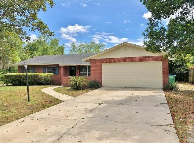 569 N Goodrich Drive, Deltona, FL 32725 (MLS #O5856164) :: Team Bohannon Keller Williams, Tampa Properties