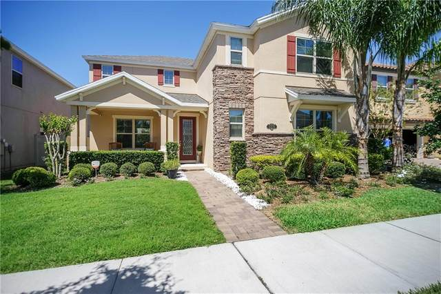 9206 Reflection Pointe Drive, Windermere, FL 34786 (MLS #O5856229) :: Young Real Estate