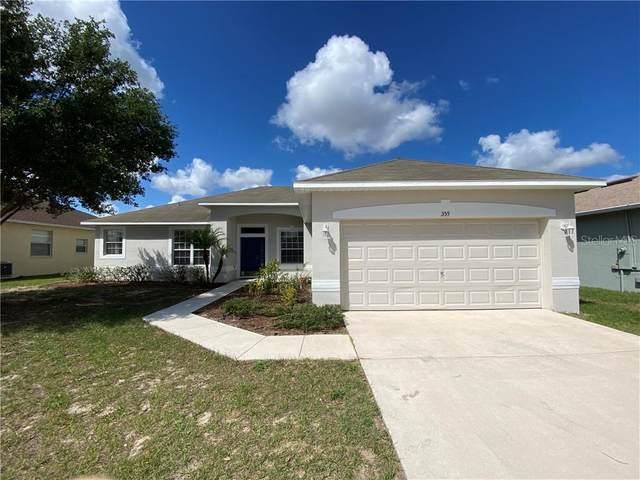 355 Wildflower Road, Davenport, FL 33837 (MLS #O5856272) :: Your Florida House Team