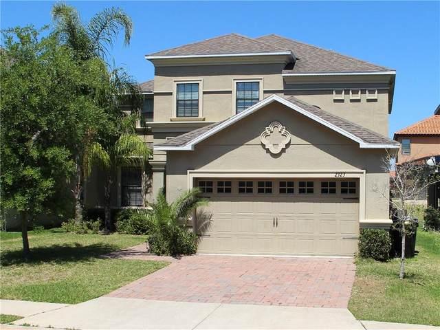 2323 Victoria Drive, Davenport, FL 33837 (MLS #O5856280) :: Your Florida House Team