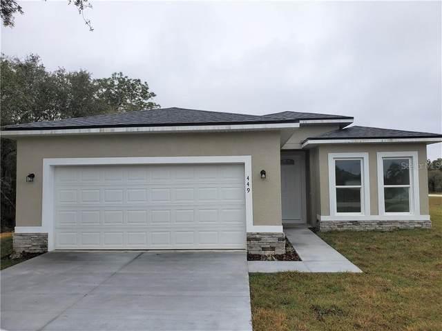 449 Rainbow Court, Poinciana, FL 34759 (MLS #O5856329) :: Bustamante Real Estate