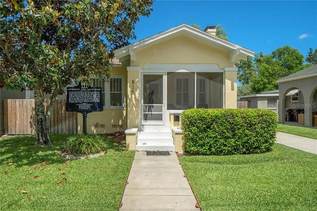 815 W Princeton Street, Orlando, FL 32804 (MLS #O5856435) :: Armel Real Estate