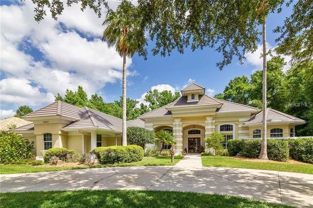 1660 Bridgewater Drive, Lake Mary, FL 32746 (MLS #O5856458) :: EXIT King Realty