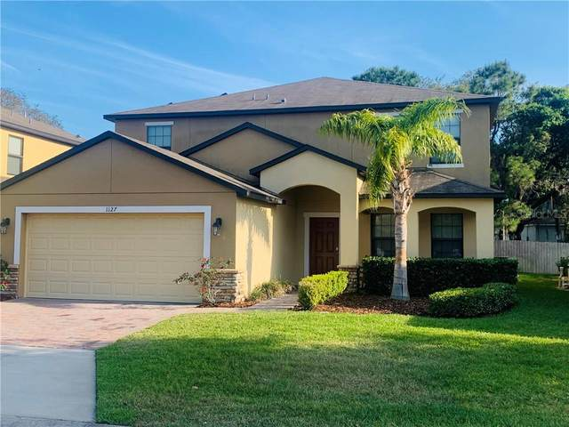 1127 Cypress Pointe Boulevard, Davenport, FL 33896 (MLS #O5856650) :: Keller Williams Realty Peace River Partners