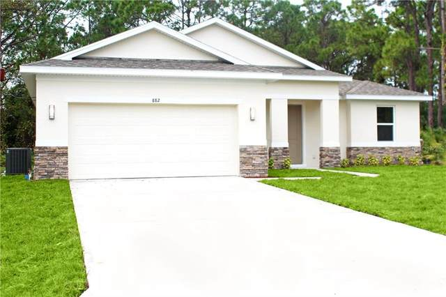 3263 Tennessee Terrace, North Port, FL 34291 (MLS #O5856700) :: The Duncan Duo Team