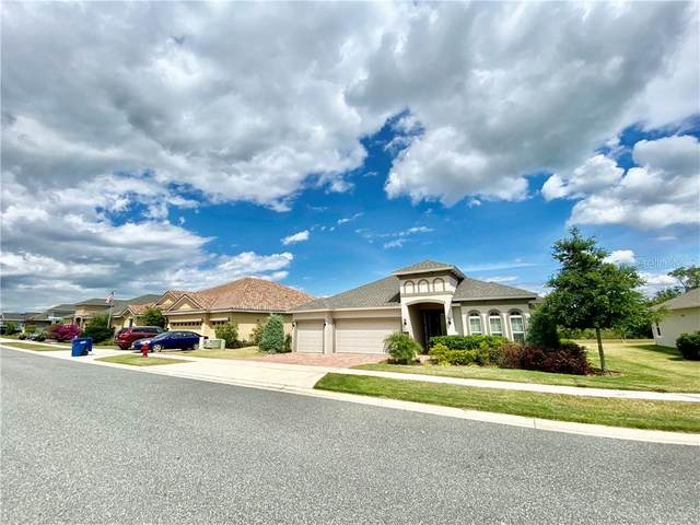 706 Calabria Way, Howey in the Hills, FL 34737 (MLS #O5856714) :: Florida Real Estate Sellers at Keller Williams Realty