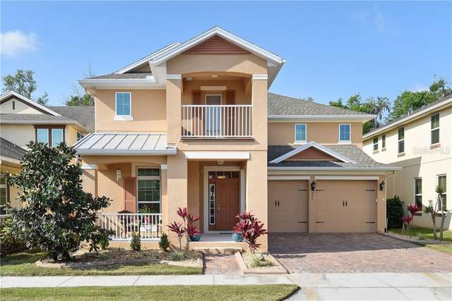 595 Treehouse Street, Winter Springs, FL 32708 (MLS #O5856733) :: Bustamante Real Estate