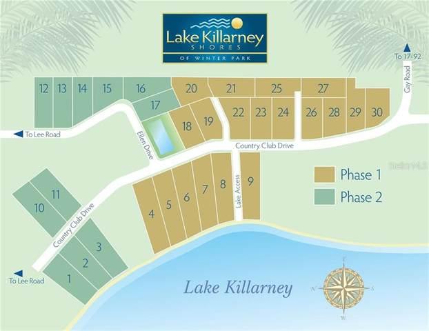 601 Ellen Drive, Winter Park, FL 32789 (MLS #O5856926) :: Armel Real Estate