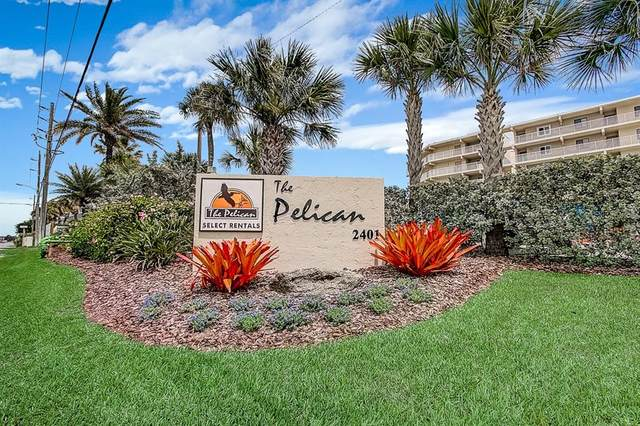 2401 S Atlantic Avenue A103, New Smyrna Beach, FL 32169 (MLS #O5856952) :: BuySellLiveFlorida.com