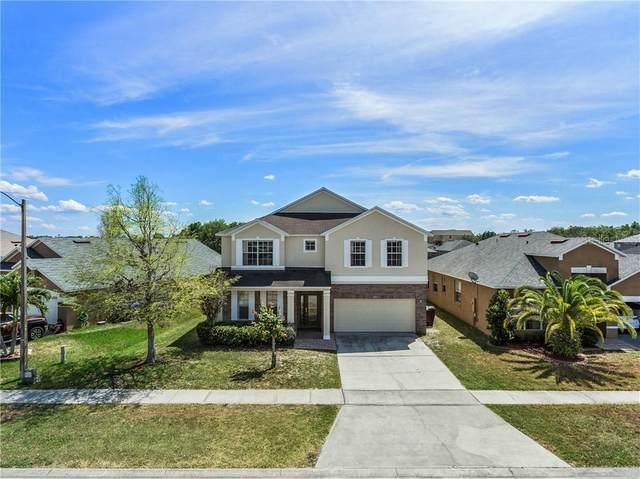 2181 Mallard Creek Circle, Kissimmee, FL 34743 (MLS #O5857271) :: Armel Real Estate