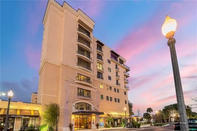 111 E Monument Avenue #803, Kissimmee, FL 34741 (MLS #O5857421) :: Armel Real Estate