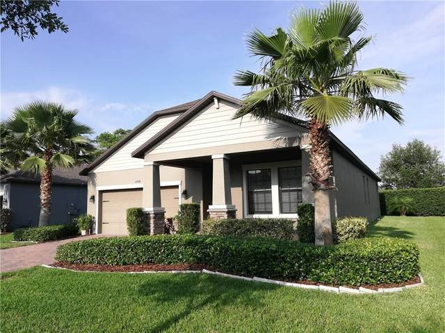 2248 Romanum Drive, Winter Garden, FL 34787 (MLS #O5858376) :: Bustamante Real Estate