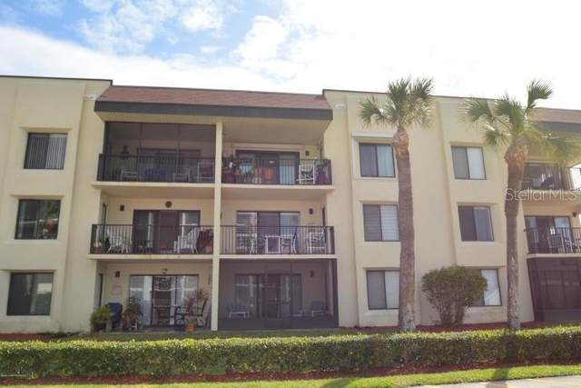 539 Taylor Avenue #539, Cape Canaveral, FL 32920 (MLS #O5858398) :: New Home Partners