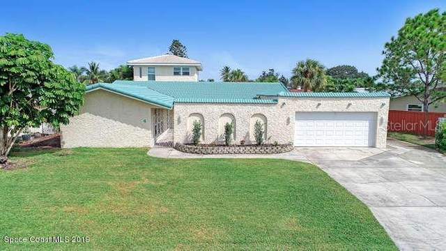 4 Sloop Drive, Cocoa Beach, FL 32931 (MLS #O5858448) :: New Home Partners