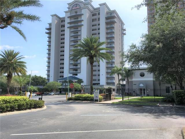 13415 Blue Heron Beach Drive #205, Orlando, FL 32821 (MLS #O5858528) :: Team Buky