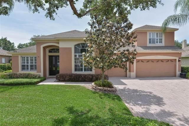 9323 Westover Club Circle, Windermere, FL 34786 (MLS #O5858636) :: Florida Real Estate Sellers at Keller Williams Realty