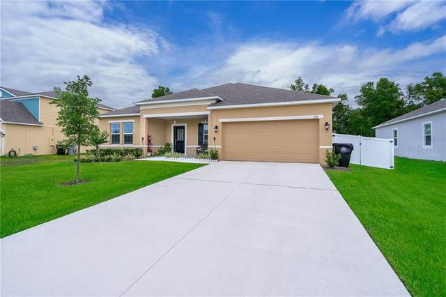 1311 Ralph Poe Drive, Apopka, FL 32703 (MLS #O5859396) :: Florida Real Estate Sellers at Keller Williams Realty