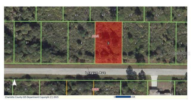13098 League Avenue, Port Charlotte, FL 33953 (MLS #O5859470) :: Dalton Wade Real Estate Group