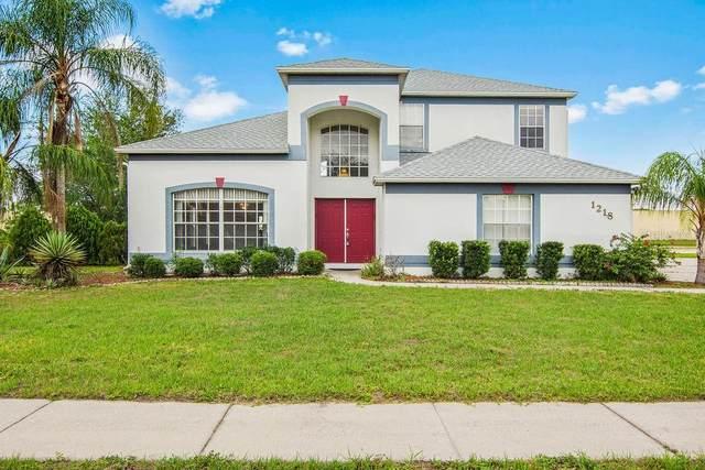 1218 Bradwell Drive, Orlando, FL 32837 (MLS #O5859785) :: Baird Realty Group