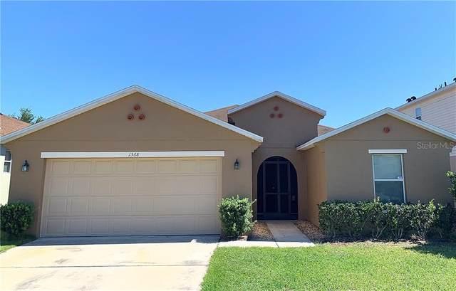 1568 Strathmore Circle, Mount Dora, FL 32757 (MLS #O5860045) :: Baird Realty Group