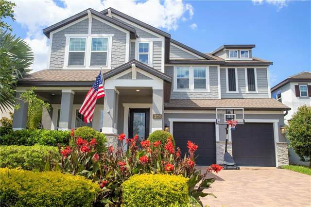 12730 Westside Village Loop, Windermere, FL 34786 (MLS #O5860054) :: Florida Real Estate Sellers at Keller Williams Realty
